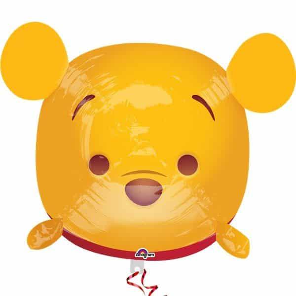Disney Tsum Tsum Party Pooh UltraShape Foil Balloon