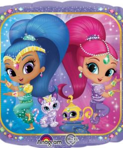 Shimmer & Shine Party Foil Balloon