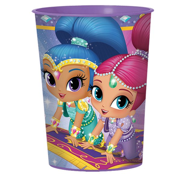 Shimmer & Shine Party Plastic Favour Cups