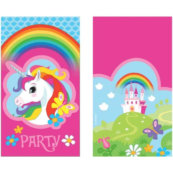 Rainbow Themed Invitations was adorable invitation layout