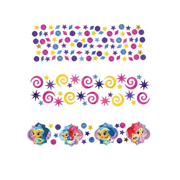 Shimmer & Shine Party Confetti