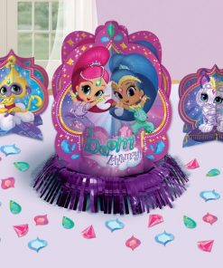 Shimmer & Shine Party Table Decoration Kit