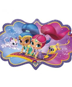 Shimmer & Shine Party Supershape Foil Balloon