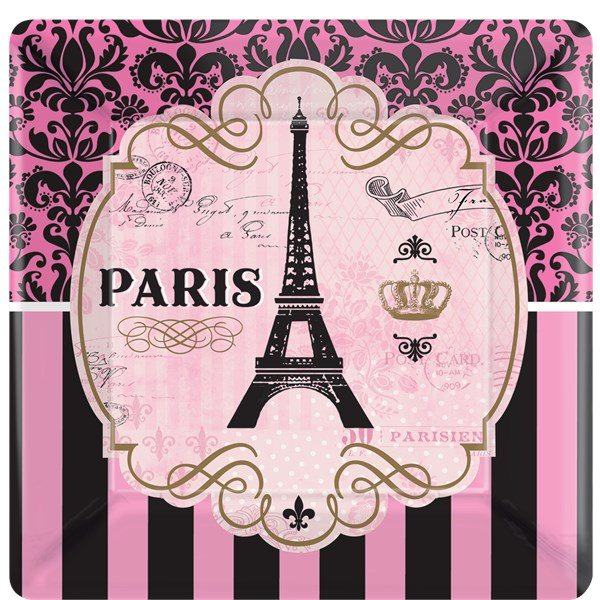 Day In Paris Party Supplies