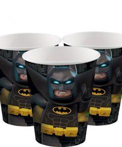 LEGO Batman Party Paper Cups