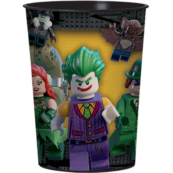 LEGO Batman Party Plastic Favour Cup
