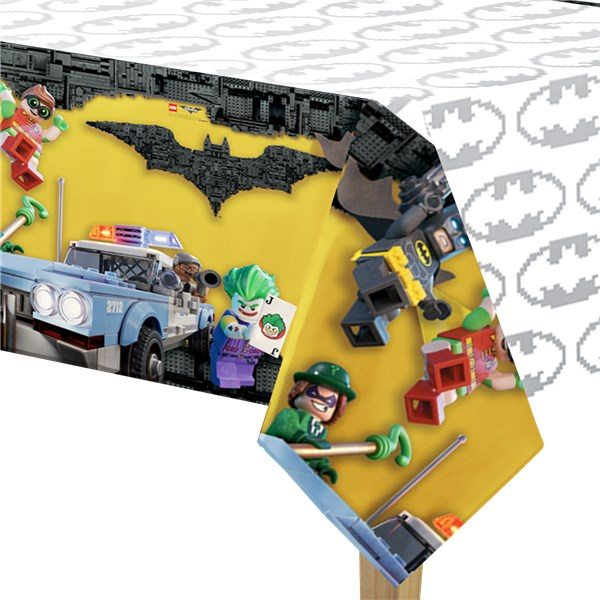 LEGO Batman Party Plastic Tablecover