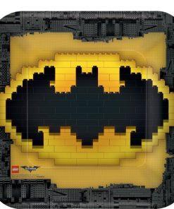 LEGO Batman Party Paper Plates
