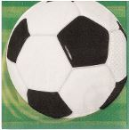 Football Party Paper Napkins