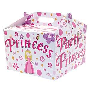 Princess Balloon Box