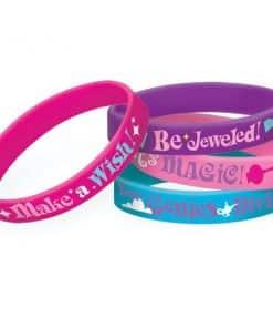 Shimmer & Shine Party Rubber Bracelets