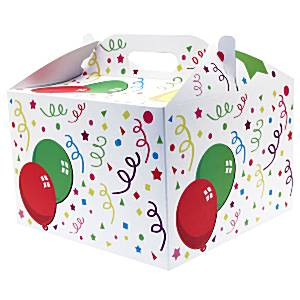 Streamers Balloon Box Balloon Box