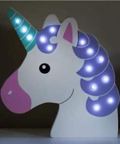 Unicorn Up In Light