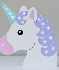 Unicorn Up In Light