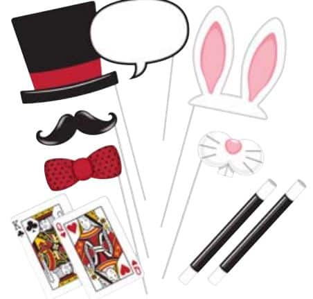 Photo Booth Props Set