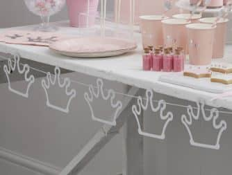 Princess Perfection Party Bunting