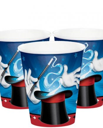 Magic Party Paper Cups