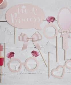 Princess Perfection Party Photo Booth Props