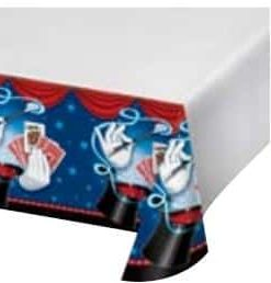 Magic Themed Party Tablecovers