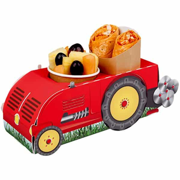 Tractor Combi Food Tray