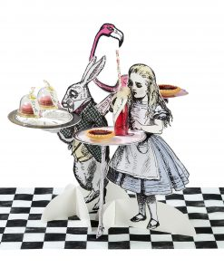 Alice in Wonderland Cake Stands