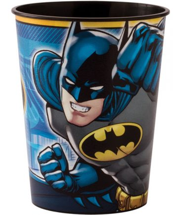 Batman Party Plastic Favour Cup (each)