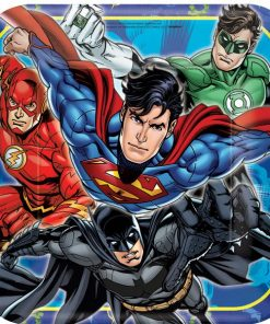 Justice League Party