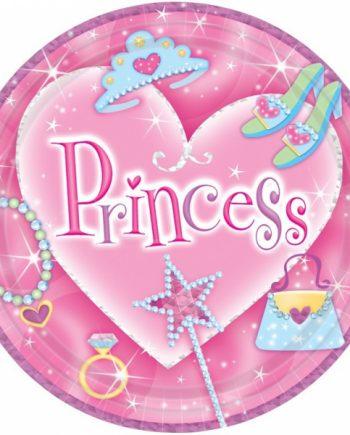 Prismatic Princess Party