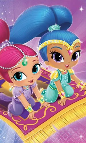 Shimmer Shine Party Decorations In The UK