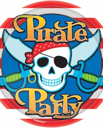 Pirate Skull Party