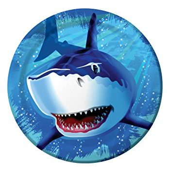 Shark Themed Party Supplies
