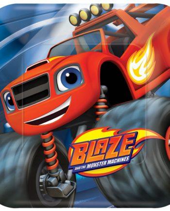 Blaze Monster Truck Party
