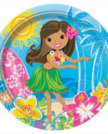 Hula Beach Party