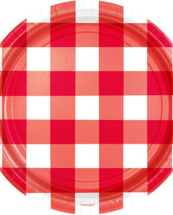 BBQ & Red Gingham Party