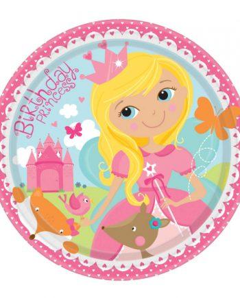 Woodland Princess Party