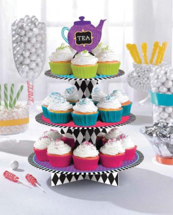 Mad Tea Party Cake Stand