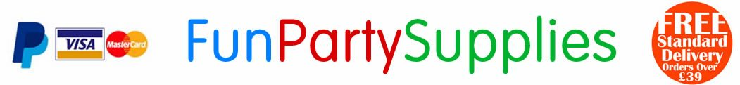 Fun Party Supplies – Childrens Party Supplies, Decorations, Tableware & Balloons