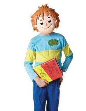 Horrid Henry Child Costume