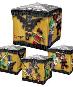 LEGO Batman Party Cubez Foil Balloon