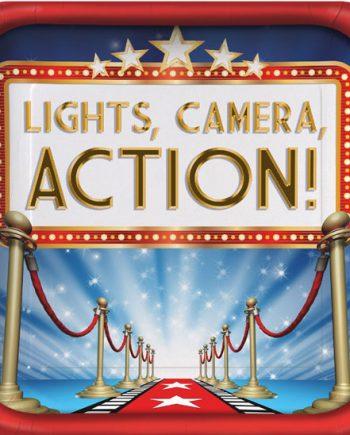 Hollywood Lights Award Party Supplies