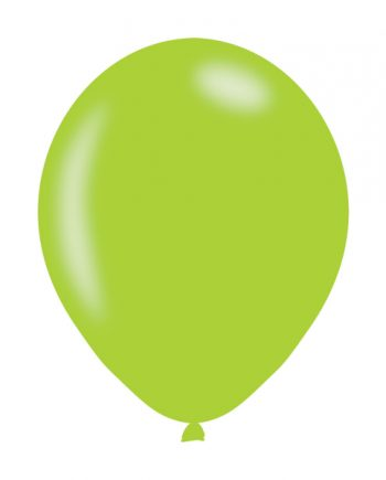Chic Green Latex Balloons