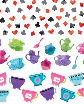 Mad Tea Party Table Confetti