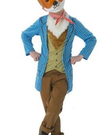 Mr Fox Book Week Costume