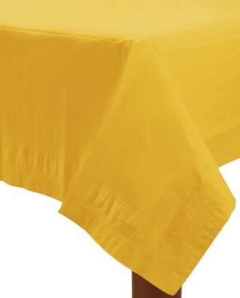 Plastic & Paper Tablecovers