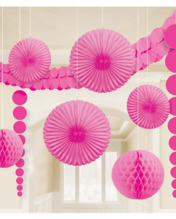 Pink Party Decorations