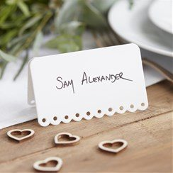 Beautiful Botanics Place Cards