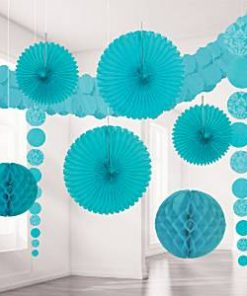 Robins Egg Blue Room Decorating Kit