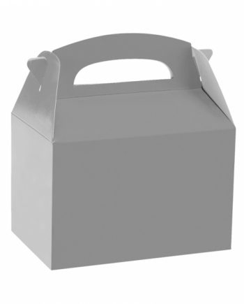 Party Food Box - Metallics