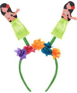 Summer Hula Girl Headbopper