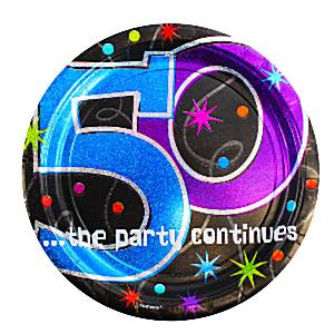 50th The Party Continues